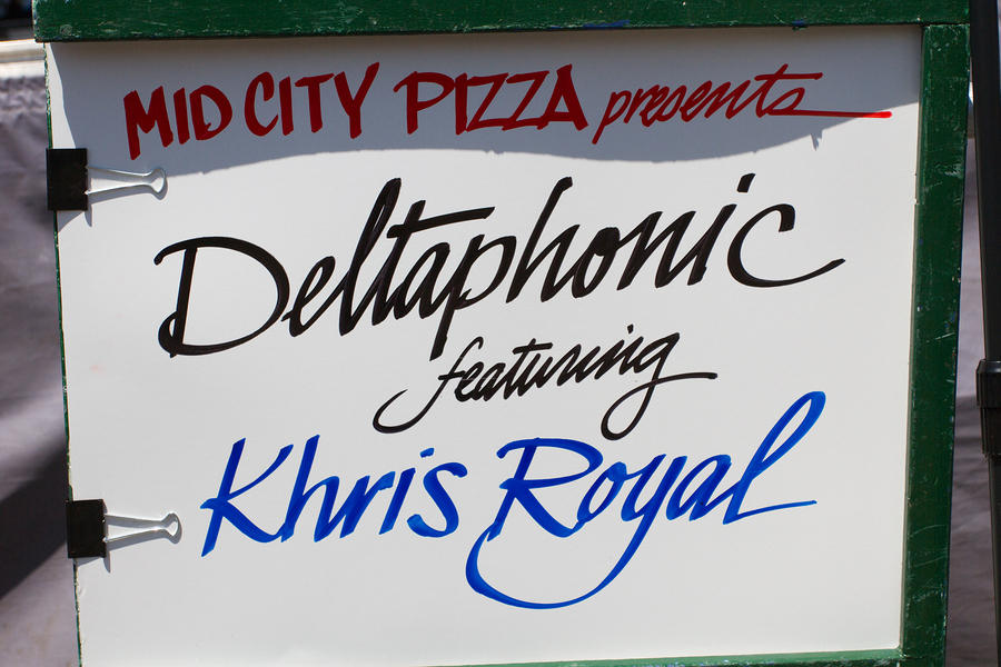 Deltaphonic feat. Khris Royal