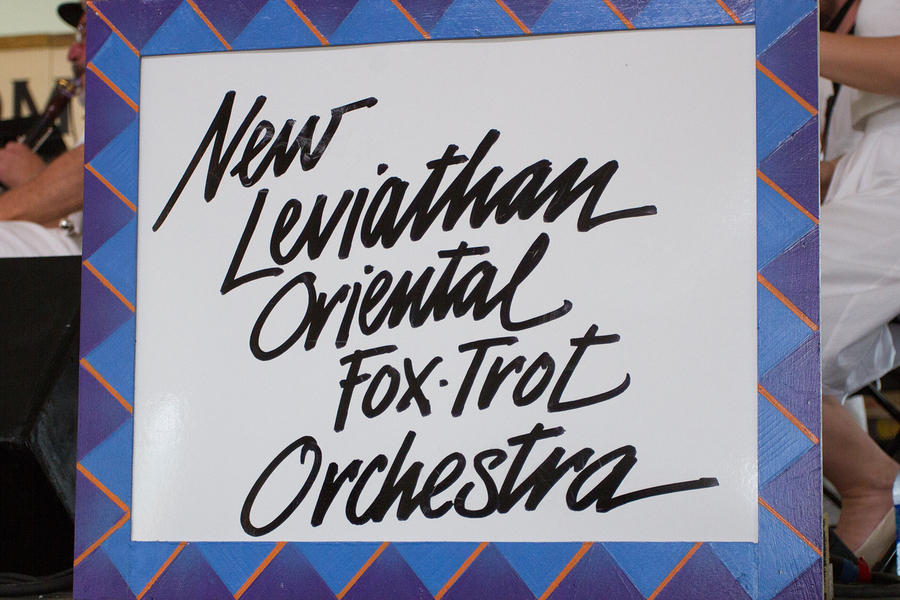 New Leviathan Oriental Fox-Trot Orchestra