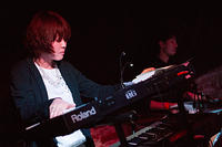 Hana Takami on Keyboards