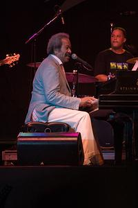 Allen Toussaint on Piano
