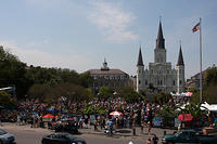 French Quarter Fest 2012