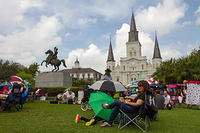 French Quarter Fest 2015