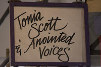 Tonia Scott and Anointed Voices