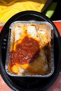 Crawfish Enchilada