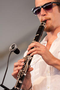 Gregory Agid, clarinet