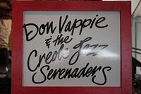 Don Vappie & the Creole Serenaders
