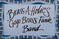 "Brass-A-Holics ""Gogo Brass Funk"" Band"