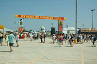Entering the Fairgrounds