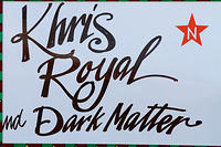 Khris Royal and Dark Matter