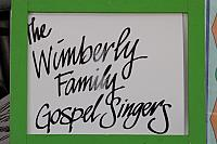 The Wimberly Family Gospel Singers