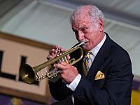 Jimmy LaRocca on trumpet