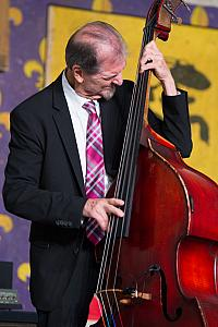 Al Bernard on bass