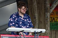 Andrew Toups on keyboard