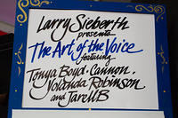 Larry Sieberth presents The Art of the Voice