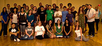 Tulane Ballroom - Fall 2009 Group Photo