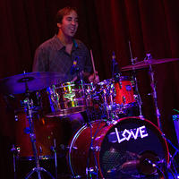 Gabriel Velasco on drums